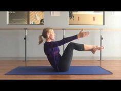 #mindbodymat: Day 11 - Pilates Ab Workout by @robinlong