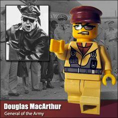 Douglas MacArthur   General of the Army   by Morgan190, via Flickr