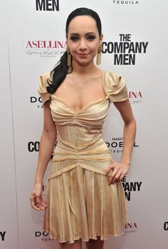 "Ksenia Solo Full Body | Ksenia Solo attends the New York premiere of ""The Company Men ..."