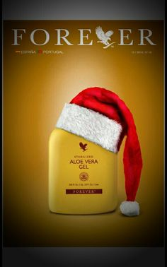 Aloe Christmas - Have a great Christmas from us at Now & Forever http://cherylnowandforever.foreverlivingsite.com/