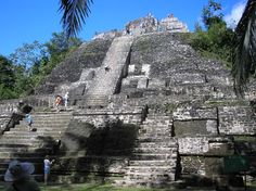 Belize - The view from the top of this is amazing!