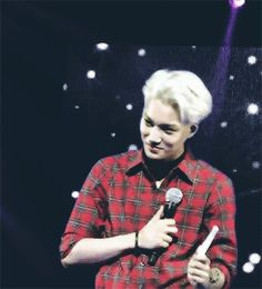 Hearts from Jongin (GIF)
