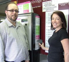 Motorists in Tunbridge Wells will be the first people in the UK to be offered the option of paying for parking using Near Field Communication (NFC) contactless technology. (APRIL 13, 2012)