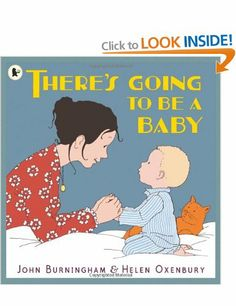 theres going to be a baby amazoncouk john burningham