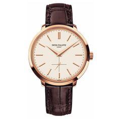 40dc71edbb6 Patek Philippe Calatrava Manual Rose Gold (5123R) Expensive Watches
