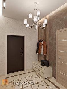 Фото холл из проекта «Дизайн квартиры в современном стиле, ЖК «Home Sweet Home», 129 кв.м.»