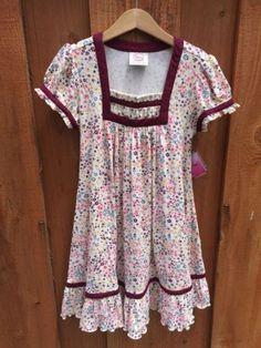 Disney-Store-Exclusive-Dress-Tween-Fit-XS-6-floral-guitar-print #love4whimsyresale