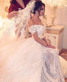 Custom Wedding Dresses and Bridal Gowns from The USA Dream Wedding Dresses, Bridal Dresses, Wedding Gowns, Queen Wedding Dress, Beautiful Gowns, Beautiful Bride, Sexy Party Dress, Dream Dress, Wedding Bride
