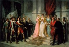 Arresting the Duchess of Mantua, one of Cristina's numerous annoying sisters-in-law, who tried to govern Portugal and made a total botch of it Portugal, Spanish Netherlands, Holy Roman Empire, In This Moment, Painting, Nests, Numbers, Law, Sisters