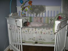 AT Network Blog: Creating An Accessible Crib For Parents With Disabilities>>> See it. Believe it. Do it. Watch thousands of spinal cord injury videos at SPINALpedia.com