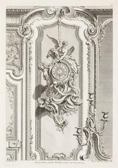 Tombstone: Print, 1921-6-212-55, 1748. Juste-Aurèle Meissonnier . 1748Smithsonian, Cooper-Hewitt, National Design Museum