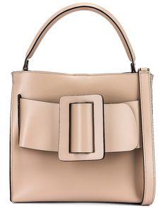 Boyy Devon 21 Bag in Ecru Boyy Bag, Shoulder Strap, Shoulder Bags, Saved Items, Luxury Handbags, Devon, World Of Fashion, Luxury Branding, Leather Bag