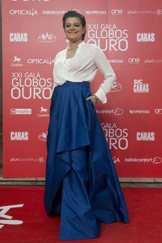 Júlia Pinheiro, globos de ouro 2016