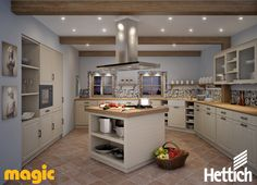 Cooking with light. Customise your kitchen lighting with LED lighting by Magic Lighting available from Hettich. See our website for more information and inspiration! Led Light Design, Lighting Design, Aesthetic Value, Kitchen Lighting, Kitchen Cabinets, Design Ideas, Magic, Inspiration, Furniture