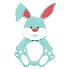 We R Memory Keepers 4-Inch by 4-Inch Die, Easter Bunny http://www.easterdepot.com/we-r-memory-keepers-4-inch-by-4-inch-die-easter-bunny-2/ #easter  We R Memory Keepers cutting and embossing dies are the classiest and most stylish craft dies on the market. We R Memory Keepers is a great way to enhance a scrapbook page, create a card, or add some flare to a school project. We R Memory Keepers products are easy to use and the results are always impressive. This die is a 4 by 4 SingleKut..