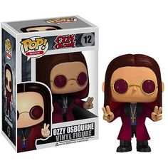 Rocks Pop! Vinyl Figure Ozzy Osbourne - Funko Pop! Vinyl - Category