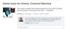 Aliens Colonial Marines - Dafuq?!