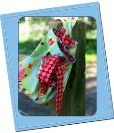 (Tutorial) Un lindo bolsito para el colegio o para llevar los juguetes cuando vamos de paseo. #ConcursoSingerChile