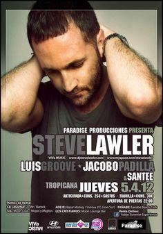 Jacobo Padilla - Steve Lawler