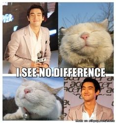 Siwon you're just too cute (>,<)