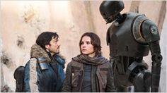 'Rogue One: Una historia de Star Wars': Jyn Erso, Cassian Andor y Saw Gerrera, protagonistas de las nuevas fotos