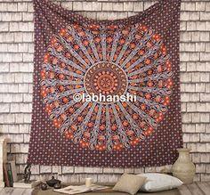 Large Mandala Tapestries Elephant Mandala Hippie Tapestry Indian Traditional Throw Beach Throw Wall Art College Dorm Bohemian Wall Hanging Boho Queen Bedspread Labhanshi  http://www.amazon.com/dp/B018SAVZB6/ref=cm_sw_r_pi_dp_IbkDwb1EGKP5Z