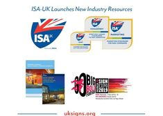 Online training, research and access to special event pricing are now available ISA-UK, powered by British Sign and Graphics Association, now provides members access to online training and research…