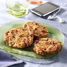 Cookies salés aux Légumes Secs Gourmands l Recette apéritif Tipiak