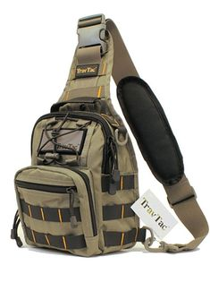 We took our popular Stage I Compact Sling Bag and made it better yet. We call it the Stage II. Small, Versatile Military Style Tactical Backpack Design is Heavy on Utility Tactical Sling, Edc Tactical, Tactical Backpack, Best Edc Backpack, Sling Backpack, Oakley Backpack, Everyday Carry Bag, Edc Bag, Bags 2018