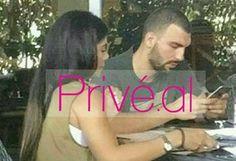 Foto #Ledri #Vula në Prishtinë me të #dashurën