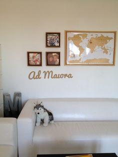 #scritte per decorare #casa :) homegram.it