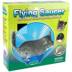 Ware Manufacturing Large Flying Saucer Wheel - PetSmart