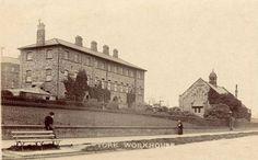 York workhouse 1845