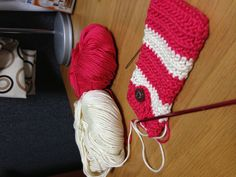 iPhone 5 crochet case: just 27 double crochets in 12 rounds