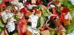 10 retete de salate care ne ajuta sa slabim New Recipes, Salad Recipes, Cooking Recipes, Healthy Recipes, Caprese Salad, Cobb Salad, Good Food, Yummy Food, Tasty