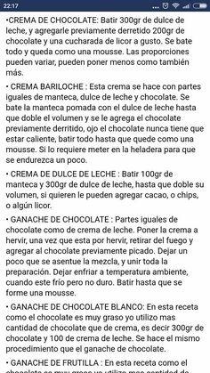 RELLENOS PARA TORTAS FORRADAS SIN FRÍO Mini Cakes, Cupcake Cakes, Cupcakes, Sin Gluten, Food And Drink, Baking, Sweet, Tips, Ideas