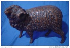 Japanese Metallic Statuette : Sheep http://www.japanstuff.biz/ CLICK THE FOLLOWING LINK TO BUY IT ( IF STILL AVAILABLE ) http://www.delcampe.net/page/item/id,343607672,language,E.html