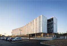 Gallery of Boarding School in Nimes / MDR Architectes - 6