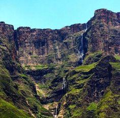 Tugela Falls, Republic of South Africa