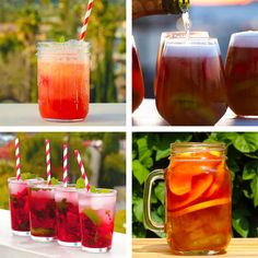 Get Your Drank On This Summer With These 5 Delicious Fruity Cocktails