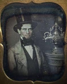 Occupational daguerreotype of gentleman