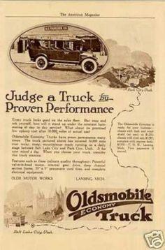 Oldsmobile Truck (1920)
