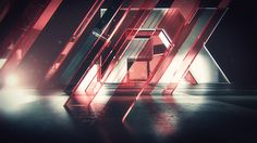 FX Canada Station ID Concepts on Behance. Motion graphic design style frames