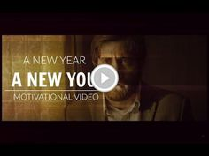 Motivational Video 2016 - A NEW YEAR, A NEW YOU