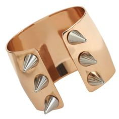 Pamela Love cuff. This is so sexy