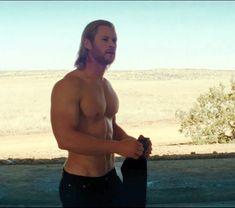 Thor-Shirtless