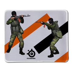 White steelseries Cs go Mouse Pad Computer Mousepad Cs Go Large Gaming Mouse Mats To Mouse Gamer Anime Rectangular Mouse Pad #Affiliate