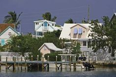 Hope Town on Elbow Cay in Abaco