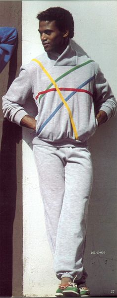 """This autumn le coq sportif, pioneer in the French sport textile industry is celebrating the 50th anniversary of the """"7th day tracksuit"""". Discover the 7th day tracksuit history and enter the timeline >> http://www.lecoqsportif.com/survetement/uk-en"""