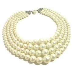 Pearls, pearls, and more pearls!